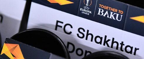 """Ліга Європи. """"Шахтар"""" та """"Динамо"""" дізнались суперників в плей-офф"""