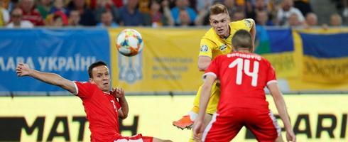 Відбір Євро-2020. Україна вирвала нічию у Сербії