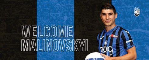 Офіційно. Малиновський перейшов у клуб Серії A
