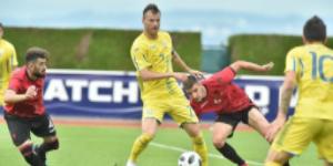 Феєрична перемога збірної України в грі з албанцями (ФОТО)