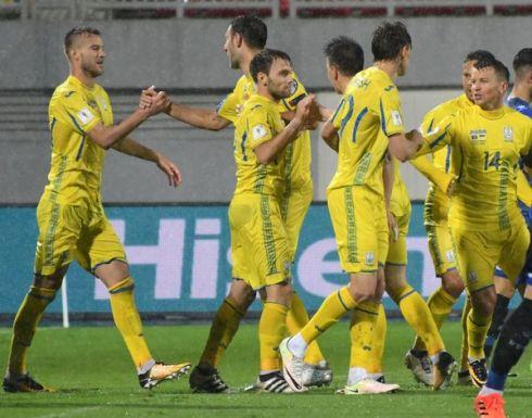 Дощовий успіх вАлбанії. Збірна України обіграла Косово у відбірковому матчі ЧС
